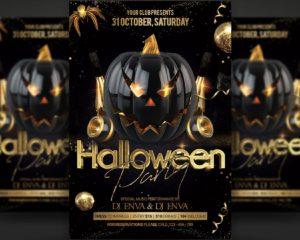 Halloween Flyer Printing Nyc 2